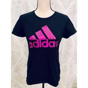 Adidas   Black Active T-shirt